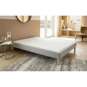 SOMMIER Sommier Ilobed Universel Made in France 120x190 La