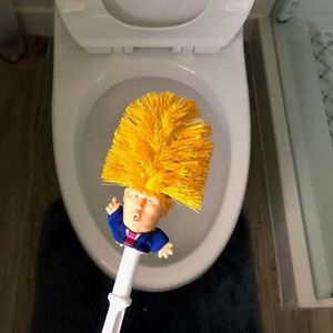 BROSSE WC Make Toilet Great Again Brosse de toilette Donald