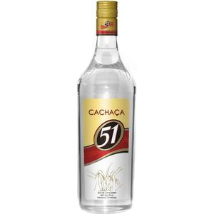 VODKA Cachaça 51 Pirassununga