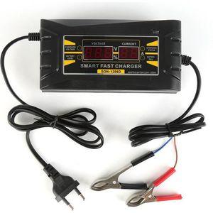 CHARGEUR DE BATTERIE Chargeur batterie rapide intelligent automatique c