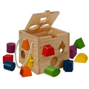 JEU SOCIÉTÉ - PLATEAU lot de 10 ,Jeu cubes en bois(3-5 jours livraison r