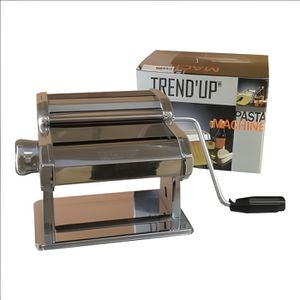 MACHINE À PÂTES Machine à pâtes fraîche inox  trend'up 461001