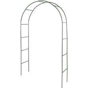ARCHE Arche de jardin métallique pour plantes grimpantes