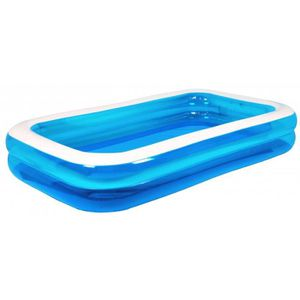 Piscine gonflable rectangulaire achat vente piscine for Piscine enfant rectangulaire