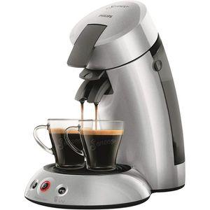 MACHINE À CAFÉ HD6556/51 Machine à Café à Dosettes Senseo Origina