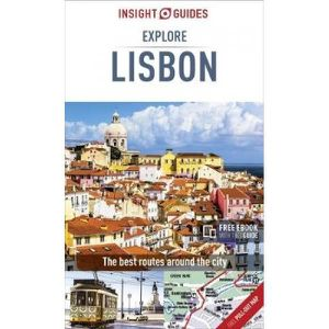 PARTITION Insight Guides Explore Lisbon (Travel Guide with F