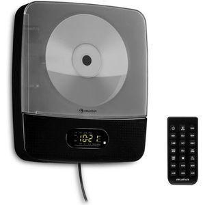 RADIO CD CASSETTE auna Vertiplay Lecteur CD vertical pour montage mu