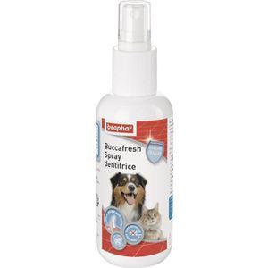 SOIN POUR ANIMAUX BEAPHAR Buccafresh Spray dentifrice - Pour chien e
