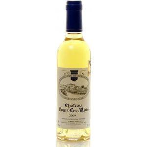 VIN BLANC Château Court les Mûts Vendanges Tardives AOC Saus