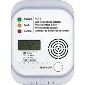 DÉTECTEUR DE FUMÉE CO Détecteur de monoxyde de carbone détecteur de g