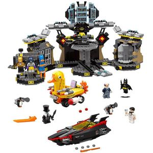ASSEMBLAGE CONSTRUCTION LEGO le Batman film batcave break-in 70909 jouet s