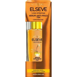 MASQUE SOIN CAPILLAIRE ELSEVE Serum Lissage Intense - 50ml