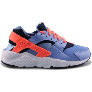 BASKET Nike Air Huarache Junior Bleu 654280-402