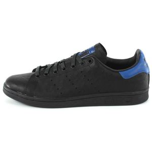 BASKET ADIDAS ORIGINALS Baskets Stan Smith - Noir et Bleu