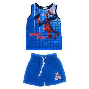 Ensemble de vêtements Spiderman, Ensemble T Shirt + Short Garçon
