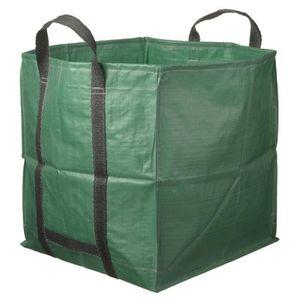SAC À DÉCHETS VERTS  NATURE Sac à déchets multi-usages avec poignées -