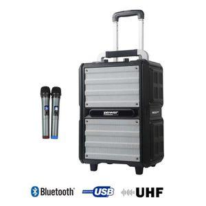 PACK SONO POWER ACOUSTICS - FUNMOVE 250 - Sono portable 250W