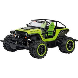 RADIOCOMMANDE CARRERA RC Jeep Trailcat AX