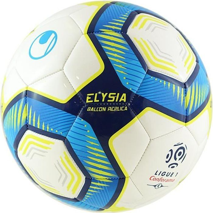 BALLON DE FOOTBALL UHLSPORT Ballon de football Ligue 1 Elysia Replica