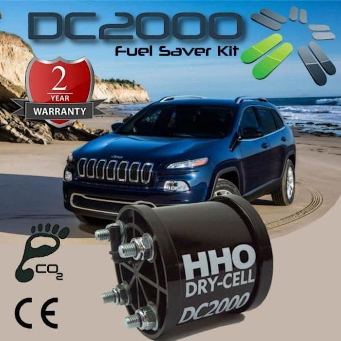 Économiseur carburant Générateur HHO Kit DC2000