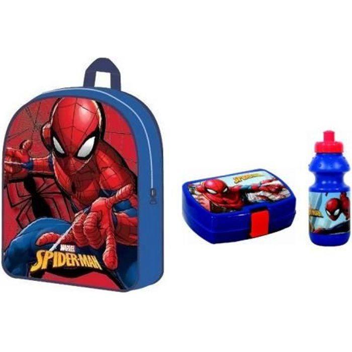 Sac 30 cm Spider-man Ensemble gouter Kidparadise 30 cm
