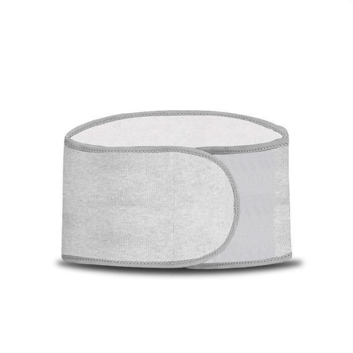 Ceinture de soutien lombaire ajustable, souple et respirante, pour le bas du dos, accessoire orthopédique pour hommes et [AAEA4E7]