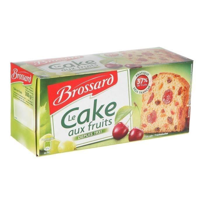 JACQUET BROSSARD DISTRIBUTION Cake Gourmand - 300 g