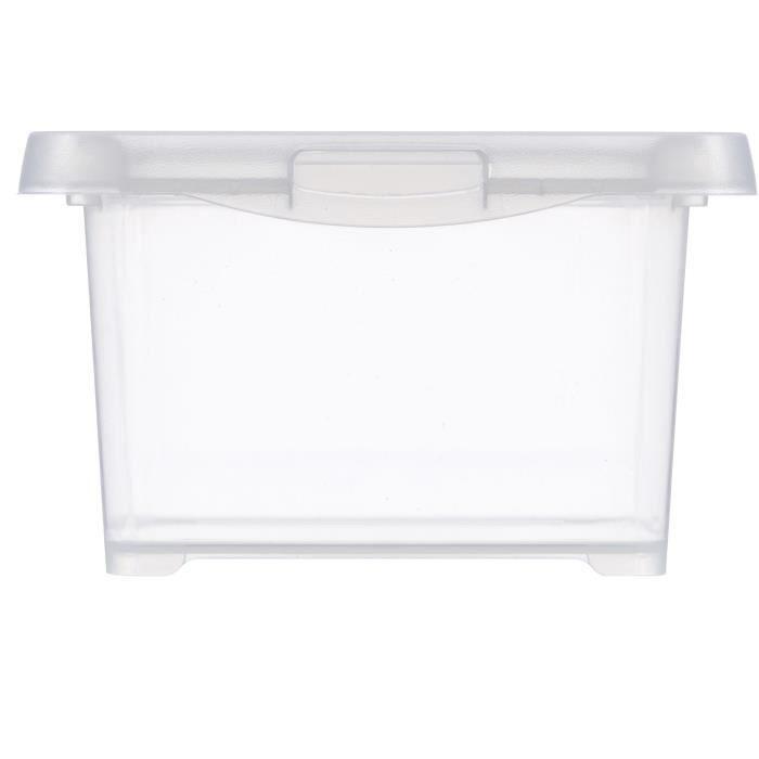 CURVER - Handy Box 2L avec couvercle