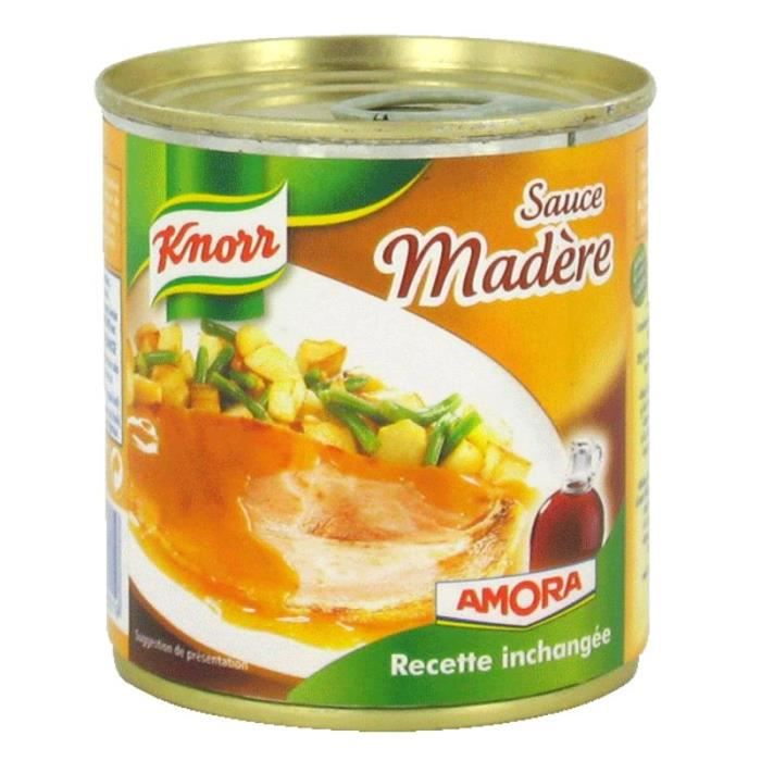 KNORR Sauce madère - 200g