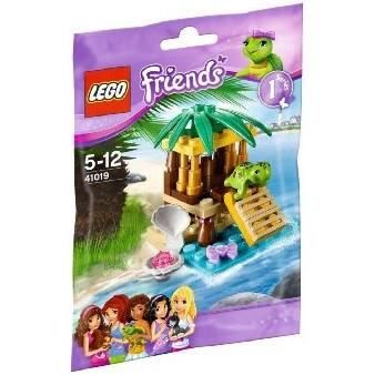 LEGO® 41019 Friends - La Tortue et son Oasis