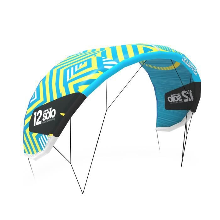 LIQUID FORCE KITE Aile Hybride Envy 8 Kite Only