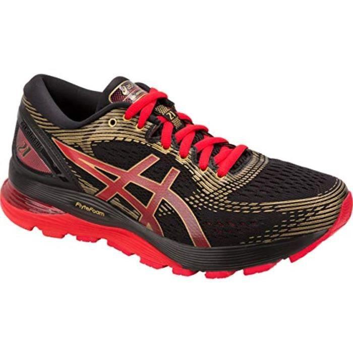 Sandale De Randonnee ASICS IL2SK Gel-Nimbus 21 1012a235-001, Chaussures de course Taille-37