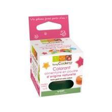 SCRAPCOOKING - Colorant alimentaire naturel vert