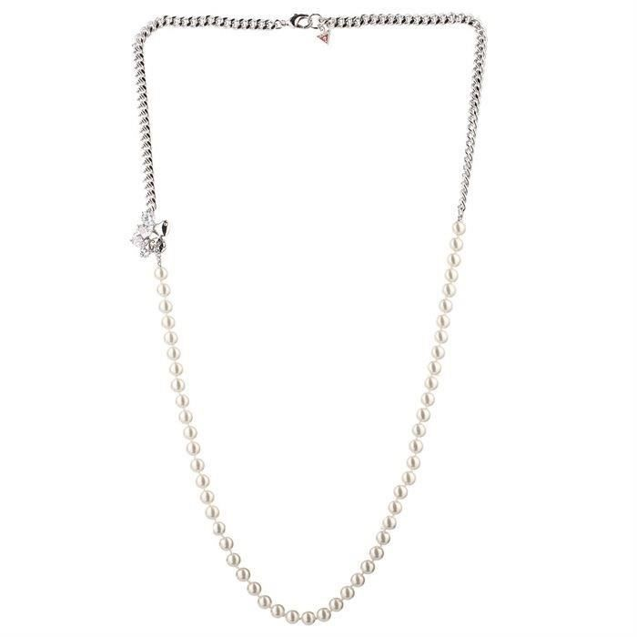 GUESS Collier ornée de Perles Femme
