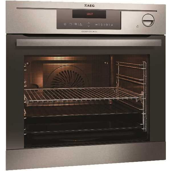 four encastrable vapeur aeg bs7304021m achat vente four soldes d t cdiscount. Black Bedroom Furniture Sets. Home Design Ideas