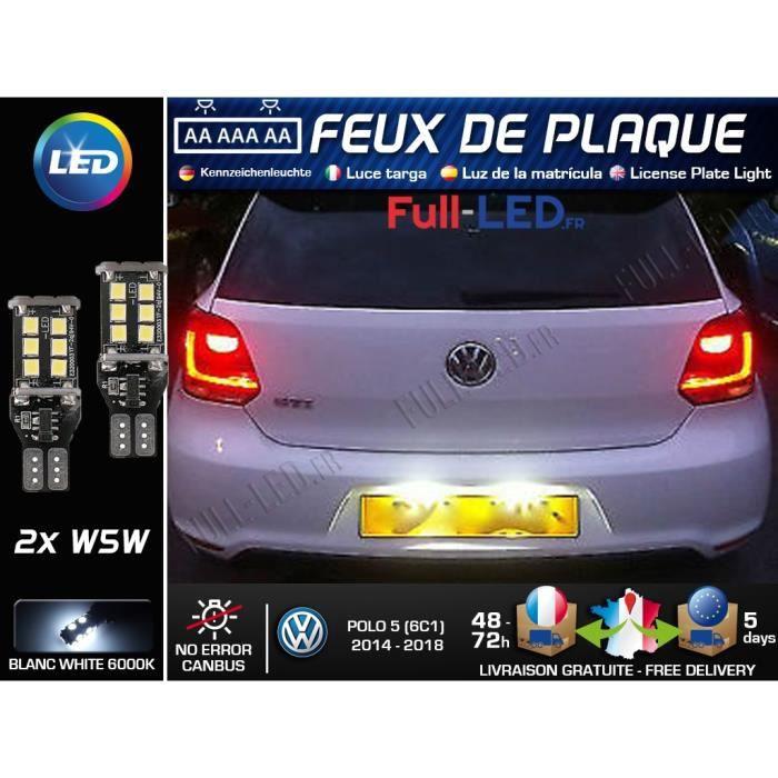VW écran bus Blanc Lampe