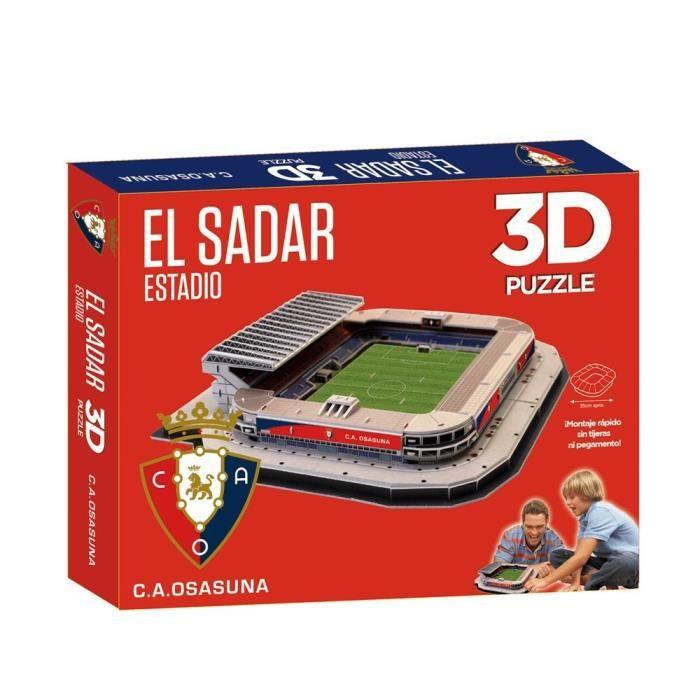 PUZZLE Kappa Puzzle 3D Stade Real Betis Benoit villamarin