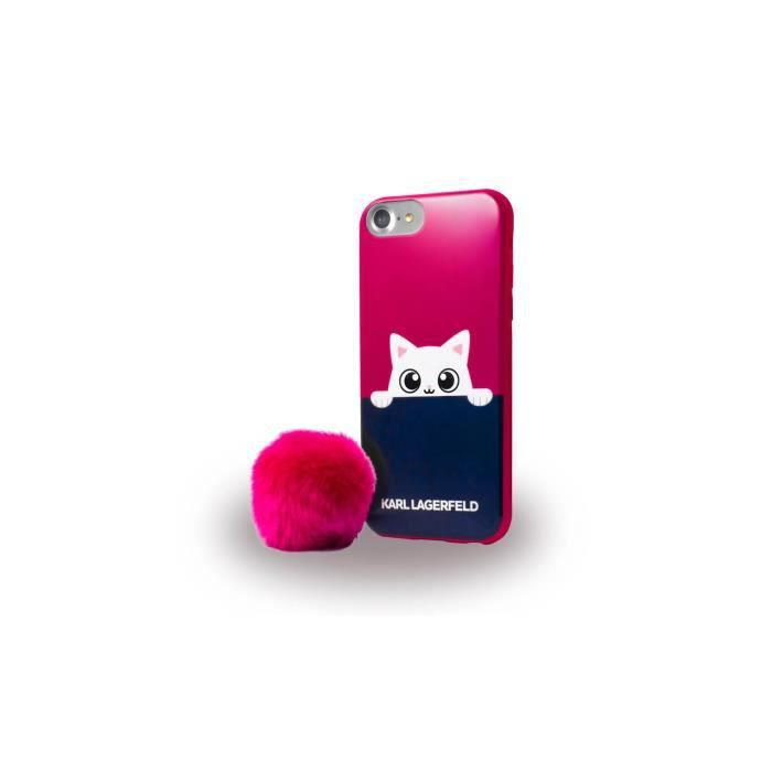 coque iphone 7 lagerfeld