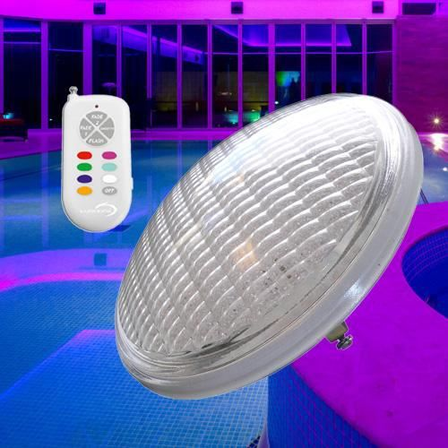 ampoule led rgb piscine t l commande achat vente projecteur lampe ampoule led. Black Bedroom Furniture Sets. Home Design Ideas