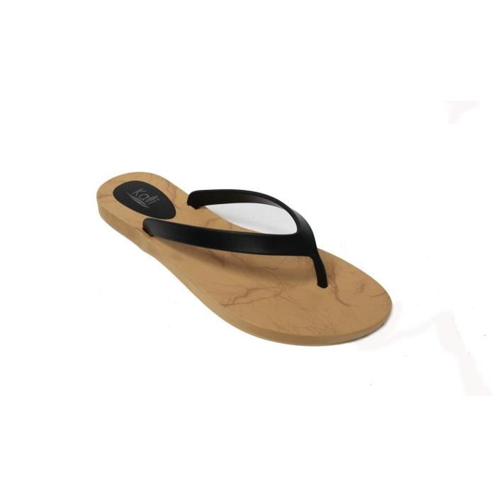 Cocoa Flat Thong Sandales pour dames K52YQ Taille-41 vA5mOm