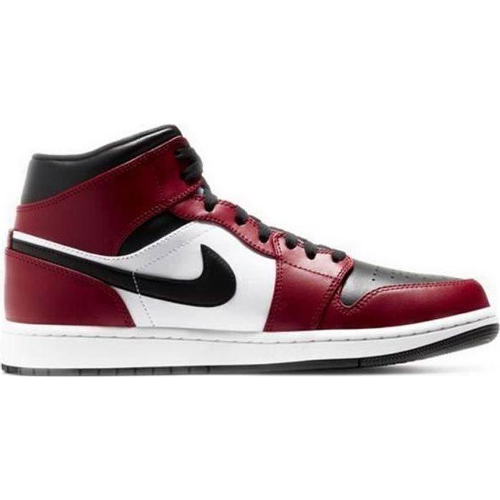 Basket Jordans 1 Mid Jordans one AJ 1 pour Homme e