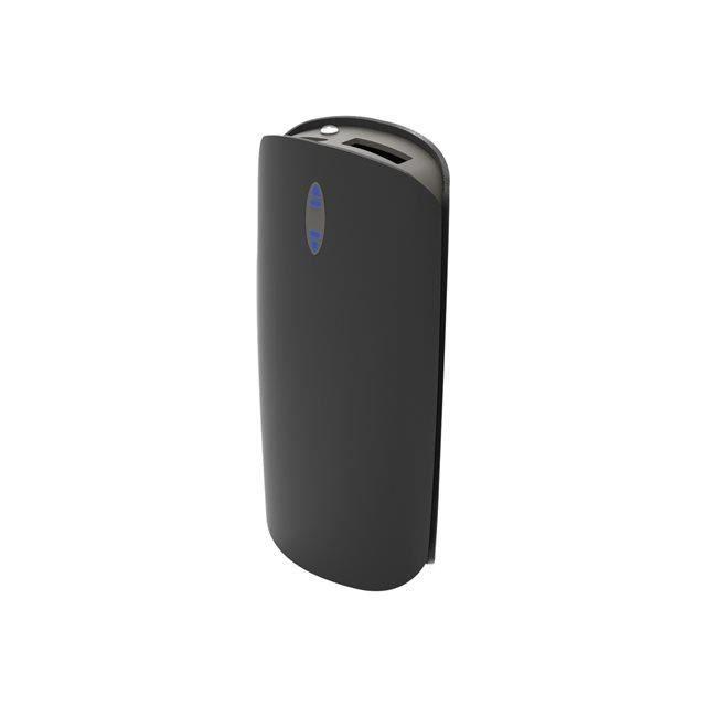 BATTERIE EXTERNE MUVIT TAB Batterie de Secours 5000MAH Noir Avec Câ