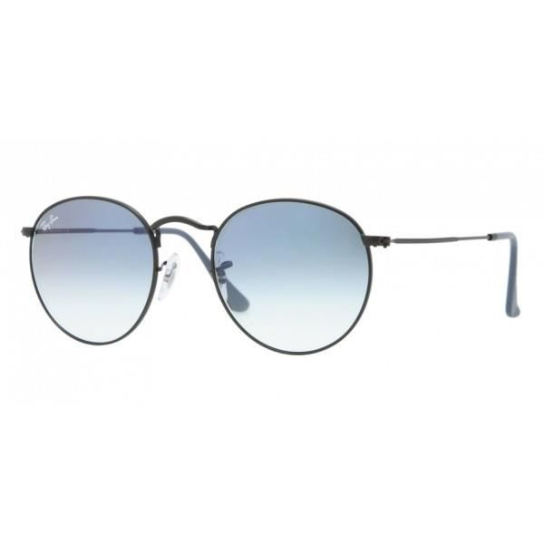 Ray-Ban Round Metal RB3447-006 3F - Achat   Vente lunettes de soleil ... a29b8d5aecd3