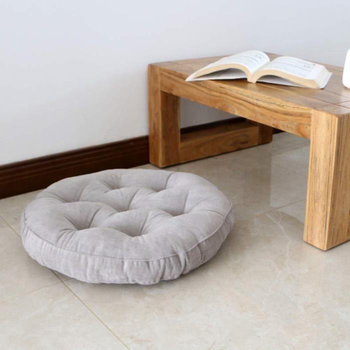 Chaise De Coussin Rond Coussin De 40 Cm Coussins Matelass/és,Coussins De Sol Confortable Et Color/é,Jardin Maison Coussins En Tatami Rembourr/és