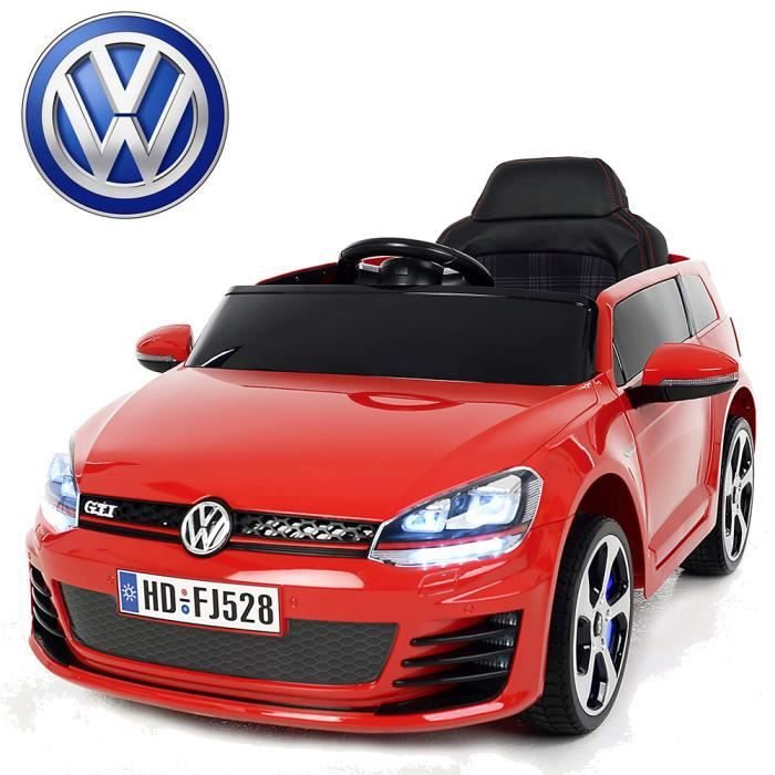 voiture lectrique quad enfant golf 12v si ge cuir roue eva rouge achat vente voiture enfant. Black Bedroom Furniture Sets. Home Design Ideas