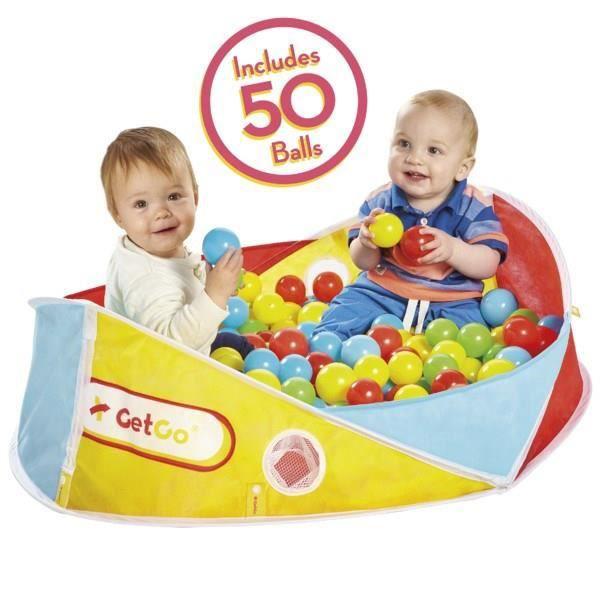 Piscine à Balles Enfant Get Go + 50 balles - Worlds Apart