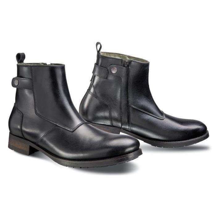 IXON Chaussures moto Hoxton - Homme - Noir