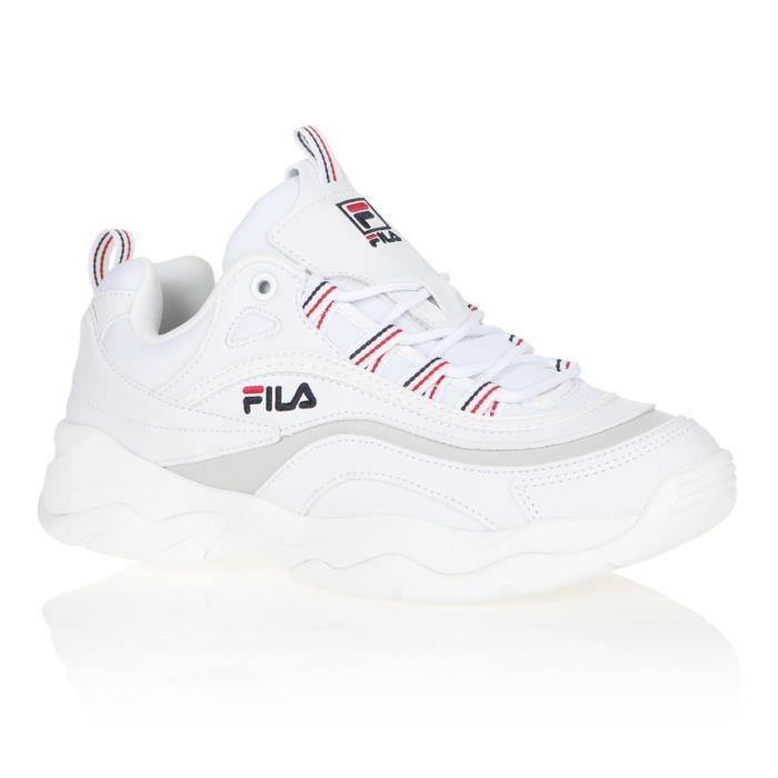 FILA Baskets Ray - Homme - Blanc
