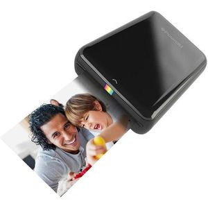 APP. PHOTO INSTANTANE POLAROID ZIP Noir Imprimante mobile iOS / Android