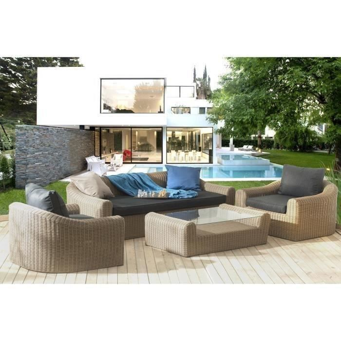 Beautiful Salon De Jardin Resine Tressee Soldes Ideas Awesome Interior Home Satellite